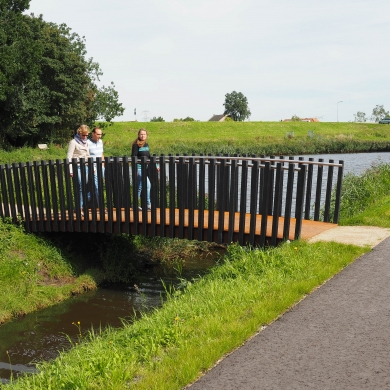 All Black Solo Bridge & Cordeck, Assendelft, NL