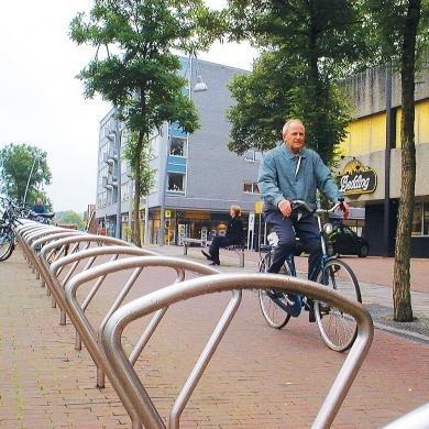Clip Bike Parking