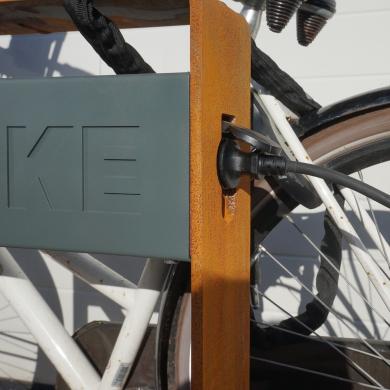 E-Bike Bike Parking