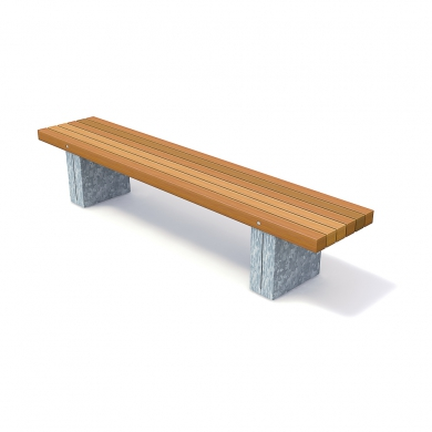 Solid 6 & 8 Benches