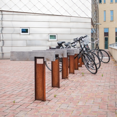 Rough&Ready Bike Parking