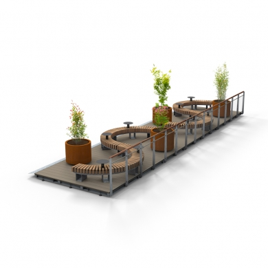 Parklet System