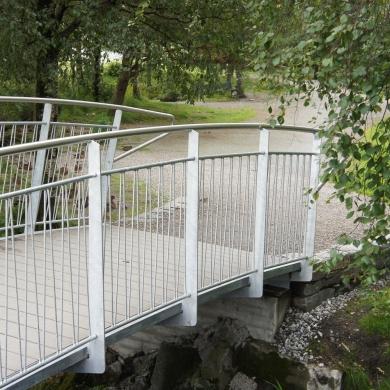 Shortline ZigZag Brücken