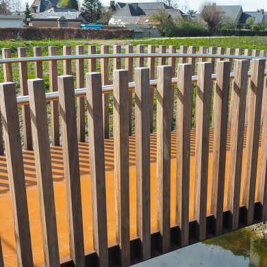 Solo CorTen Bridges