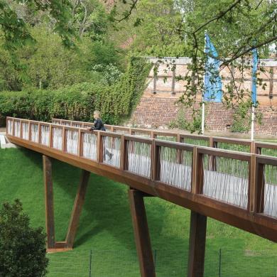 Crossline Brücken
