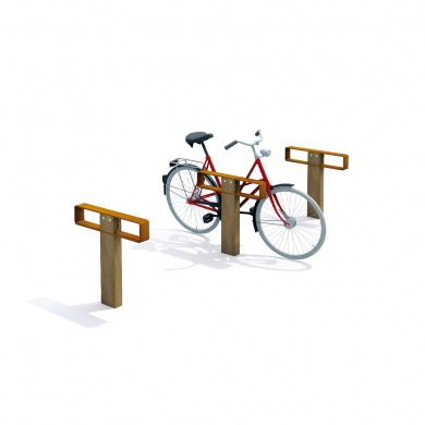 Bike-Key Bike Parking