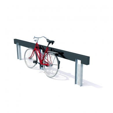 Rough&Ready Inline Bike Parking