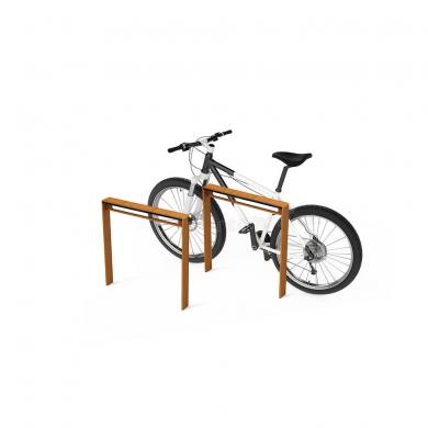 Support de Vélos CorTen